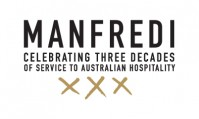 Manfredi celebrates 3 decades of service to Australian hospitality #Manfredi30xxx