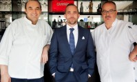 Stefano Manfredi Appoints New Head Chef and Trusted Comrade