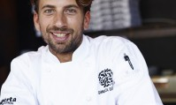 Pizzaperta's Head Chef Gianluca Donzelli